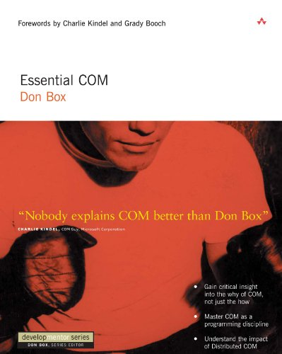 Essential COM (Addison-Wesley Object Technology Series)