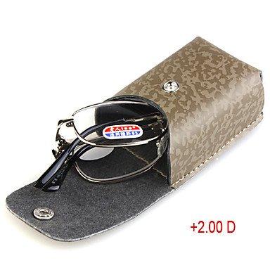 Xs Unisex Presbyopic Glasses +2.00D