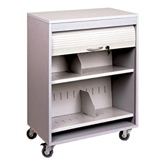 Locking Medical Cart