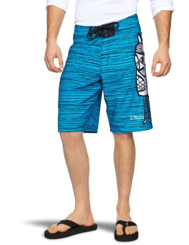Etnies Amigo Boardshort Men's Swim Shorts Arctic Blue W32 IN