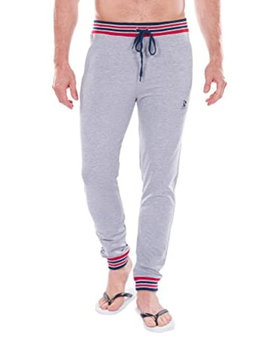 Giorgio Di Mare Pantalón de Pijama ZZZ Gris