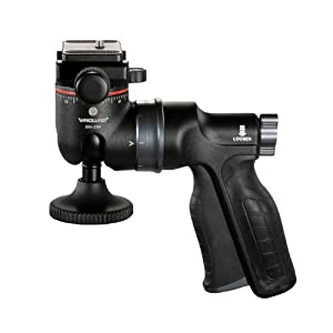 Vanguard GH-200 Grip Head with Universal Style Quick Shoe/Friction Control/Panoramic Function