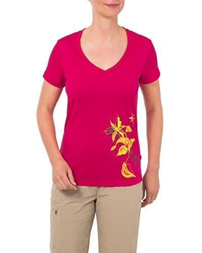Vaude T-Shirt Manica Corta Women's Mayas VIII