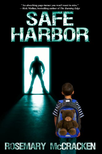 Pat has just found our her late husband fathered a child outside of their marriage… His seven year old son is alone and a target for murder.  Safe Harbor (A Pat Tierney Mystery Book 1) by Rosemary McCracken