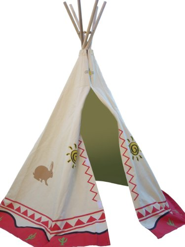 Garden Games Wigwam Play Tent