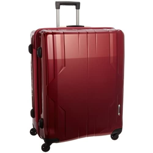 [プロテカ] ProtecA スタリアEX スーツケース 64cm・100リットル・4.9kg 02413 10 (コロナレッド)