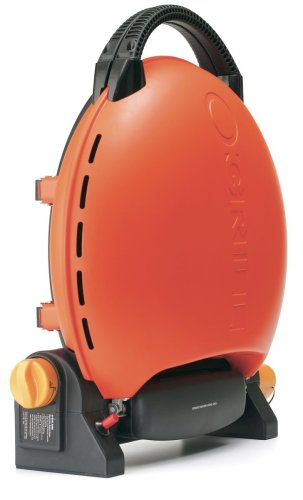 O-Grill 3000 Portable Gas Barbecue Grill, Orange