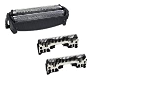 Panasonic Replacement Outer Foil/Inner Blade, 2 piezas - Depiladora