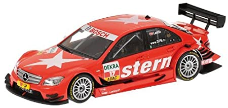 PMA 1/43 Mercedes-Benz C-Class DTM2009 # 17 (japan import)