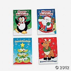Holiday FUN and Games Activity Books/stocking Stuffers/party Favors/teachers/daycare