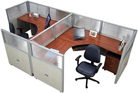 Office Cubicles – The Flexible Office Furniture Layout | xobba.com