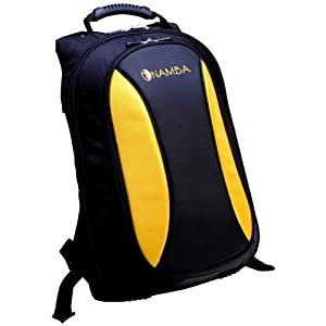 Namba%20Gear Namba Gear Big Namba Studio Backpack BN25-KB High Performance Carry Bag for Musicians & DJs - Killer Bee Black at Sears.com