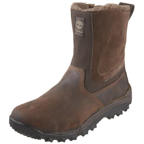 Timberland Men's Rime Ridge Mid Waterproof Snow Boot