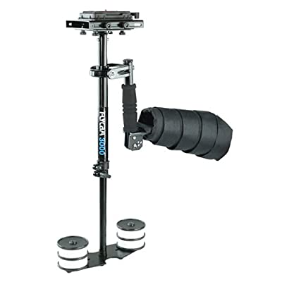 flycam steadycam with arm brace u0026 free unico quick release flcm3000abq click photo or button to see more