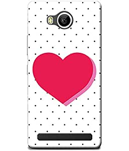 Lenovo A7700 Back Cover - Fashionury