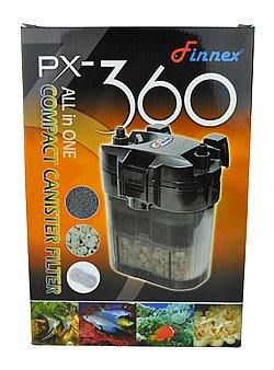 PX-360: Finnex All-in-one Compact Canister Filter