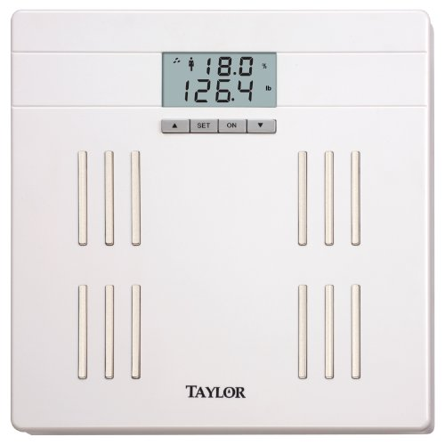 Image of Taylor  5593 Body Fat/Body Water Scale (5593-4012)