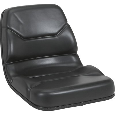 Michigan Seat Molded Forklift Seat - nbsp Black Model V-830B0000AXFA4