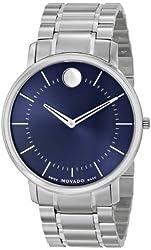 Movado Men's 0606688 Movado TC Stainless Steel Bracelet Watch