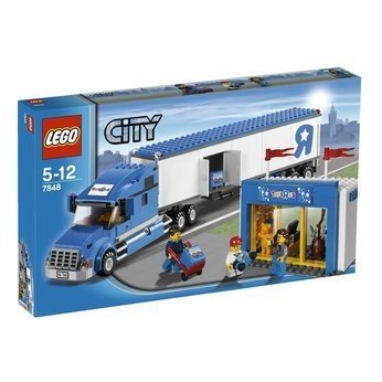 LEGO City 7848 Toys 'R' Us Truck