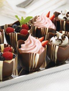 Bissinger's Dessert Shells