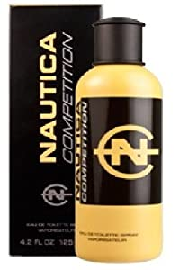 Nautica Competition By Nautica For Men. Cologne Spray 4.2 Ounces
