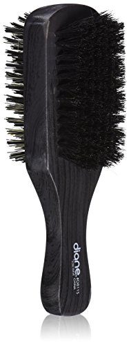 Diane Double-Sided Men's Club Brush, 100% Boar Bristles