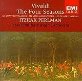Vivaldi Vier Jahrezeiten Perlman^Israel Philh