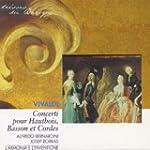 Concerti pour hautbois, basson & cordes