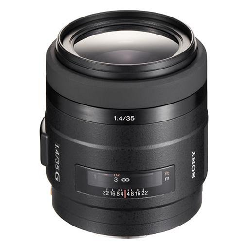 Sony Alpha 35mm F1.4 G Lens