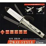 CREATE ION イオンアイロン ツーウェイスタイル 32mm S89110