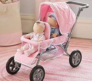 Amazon.com: Pottery Barn Kids Twin Stroller: Baby