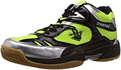 Spartan VBS Sher volleyball Shoes, Size 8