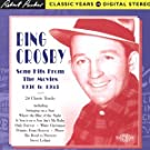 Bing Crosby Song Hits from the Movies 1930-1953