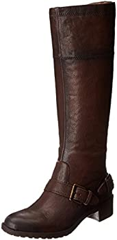 Naturalizer Womens Wide Shaft Riding Boot