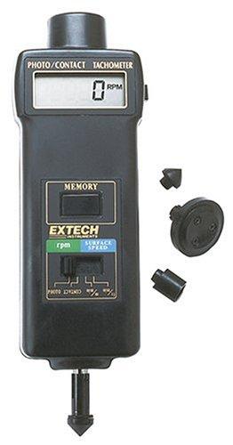 Extech 461895 Combination Photo/Contact Tachometer