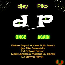 Once Again (Elektro Boys & Andrea Rullo Remix)