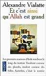 Et c'est ainsi qu'Allah est grand par Vialatte