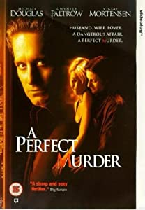 A Perfect Murder [VHS] [1998]