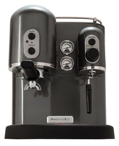 KitchenAid KTA-KPES100PM Pro Line Espresso Maker, Pearl Metallic