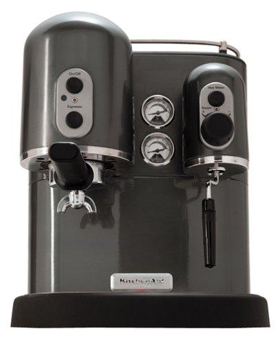 KitchenAid KTA-KPES100PM Pro Line Espresso Maker, Pearl Metallic
