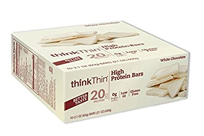 thinkThin High Protein, 2.1 Ounce (Pack of 10)