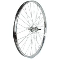 Sta-Tru Steel Coaster Brake Hub Rear Wheel (26X1.75-Inch)