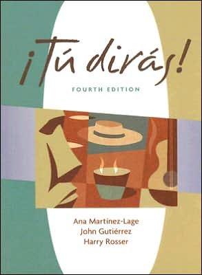 Tu diras 4th edition