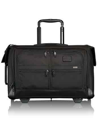 Tumi Alpha 2 Wheeled Carry-On Garment Bag, Black, One Size