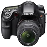 Sony A77 24.3 MP Translucent Mirror Digital SLR With 16-50mm F2.8 lens