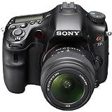 Sony A77 24.3 MP Digital SLR Camera With 16-50mm F2.8 lens