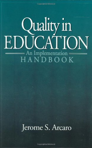 Quality in Education: An Implementation Handbook (St Lucie)