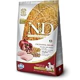 Farmina Natural And Delicious Light Dog Food - Mini/Medium Breed (2.5kgs)