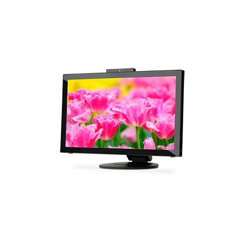 Nec E232Wmt-Bk 23In Led Backlit Multi-Touch Lcd Monitor, Ah-Ips, 1920 X 1080, Fhd Web Cam,Hdmi/Vg